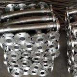 플랜지를 가진 튼튼한 유연한 스테인리스 유연한 금속 호스