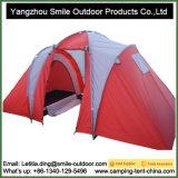 Tenda impermeabile di campeggio poco costosa esterna dell'Iran della tela di canapa vivente
