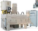Máquina auxiliar del mezclador de la línea plástica de madera del estirador de hoja de WPC