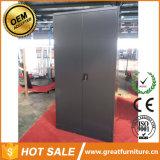 Gabinete de armazenamento de enchimento do metal de aço das portas dobro de Struction