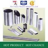 AISI 201, 304, 304L, 316, tubo saldato dell'acciaio inossidabile 316L