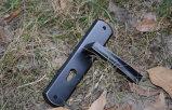 Antike Kugel färbt Nut-Tür-Griff-Verschluss