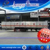 최신 반 판매 대량 물자 수송 탱크 트레일러