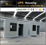 De gemakkelijke het Assembleren Geprefabriceerd huizen en Containers van Villa's met de Faciliteiten van de Badkamers