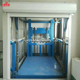 Fournisseur vertical hydraulique d'ascenseur de marchandises de levage de longeron de guide d'entrepôt de levage de cargaison