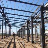 Vorfabrizierte Stahlaufbau-Gebäude für Werkstatt