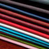 Klassische Körnung R64 PU-Thermo Farben-änderndes Leder für Notizbuch, Tagebücher, Jahrbuch-Deckel