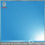 Feuille d'acier inoxydable de souffle de sable de fournisseur de la Chine de Foshan
