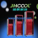 Refrigerador de ar portátil do violoncelo do painel plástico do ABS do escudo para Flipkart