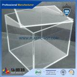 Boîtes de présentation de nouveaux produits de cube imperméable à l'eau/cas acryliques
