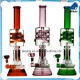 Glasrohr mit Ring-Systems-Wasser-Pfeifen