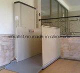 Ascenseur invalidé par villa de levage de fauteuil roulant de Staris