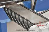 Carénageur industriel à bois industriel Épaisseur planeur plat