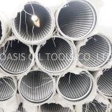 Cylindre de pipe de fil de cale d'acier inoxydable de vente