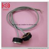 Contatore ultrasonico impermeabile del trasduttore di alta qualità