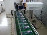 La borne Machiine de gravure de laser pour produisent en série