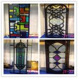 3+3mm lamelliertes Kirche-Glas mit verschiedenen Entwürfen