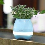 Bluetoothの健全な鍋スマートなK3音楽植木鉢