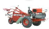 Cultivador automotor al por mayor de China 15HP 12HP, agricultor, agricultor de la potencia