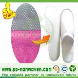 Met een laag bedekte Spunbonded niet Geweven Antislip van pvc PUNT