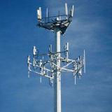Toren van de Telecommunicatie van het Staal van de manier de Duurzame