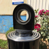 Teleskopischer Hydrozylinder für Speicherauszug-Schlussteil