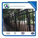 溶接された錬鉄の塀のオーストラリアの強さの安全によって溶接される鋼鉄塀