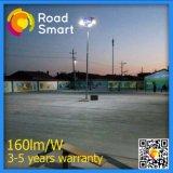Lampada di via solare di arrivo 15W LED della presa di fabbrica nuova 2017