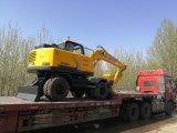 Землечерпалка колеса машинного оборудования Baoding малая с High Speed