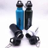 botella vendedora caliente de los deportes 500ml, botella de agua del deporte del acero inoxidable 201 (SH-ST14)