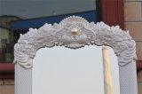 La mejor calidad compone el espejo, espejo de aluminio de vestido decorativo, espejos del cuarto de baño