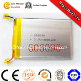 Li-ione Battery Li-Polymer Battery di 3.7V 4000mAh Lithium Battery