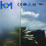 Panel solar templado ultra claro de la ventana Decoración de cristal laminado