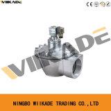 Valvola ad angolo retto di impulso del solenoide dell'aria pulita di Wiikade DMF-Z-76s