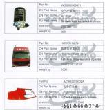 Sinotruck HOWO Shacman Fotonのトラックの予備品の石油フィルター