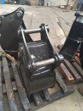 Mini acessório da máquina escavadora da cubeta larga da máquina escavadora de 300mm