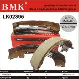 Umweltfreundliche Bremsbacken (K2395/K2809)