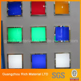 점화를 위한 색깔 아크릴 장 또는 광고를 위한 플라스틱 플렉시 유리 PMMA 아크릴 장