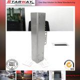Preiswerter kundenspezifischer Blech-Herstellungs-Laser-Ausschnitt