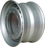 Qualitäts-Stahl-LKW-Felge 17.5X6.00
