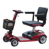 신체 장애자를 위한 24V200W 4 바퀴 불리한 세발자전거