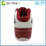 Zapatos de los altos hombres de la calidad de baloncesto 40-44
