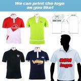 100% coton Polo T-shirt usine Hommes Design avec Logo