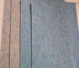 Tapijt van de Tentoonstelling van de Film van 100% het Polyester Met een laag bedekte