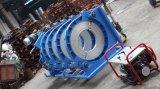 Machine de soudure de pipe de PE de Sud280-450mm/soudeuse hydrauliques de bout