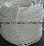 PE forte do fio do polietileno UHMWPE para a corda da amarração