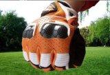 Перчатка перчатки гонщика перчатки мотоцикла перчаток Ktm задействуя напольная кожаный