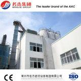 Planta concreta ventilada esterilizada automática do bloco de AAC