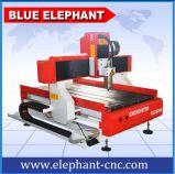 6090 PVC 의 알루미늄을%s 작은 CNC 목제 절단기