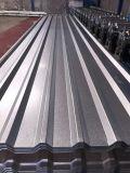 Piastrina ondulata del galvalume per il materiale da costruzione del raccordo